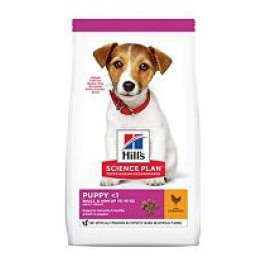 Hill's Can.Dry SP Puppy Small&Mini Chicken 1,5kg
