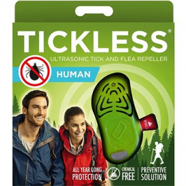 Tickless Human green