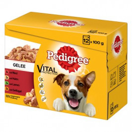 96 x 100 g Pedigree kapsičky Mix + 28 ks Dentastix snacků za skvělou cenu! - Adult v paštice + Dentastix Medium